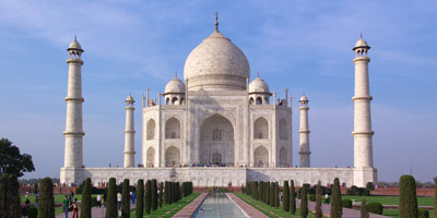 Top Three Sights to See in India